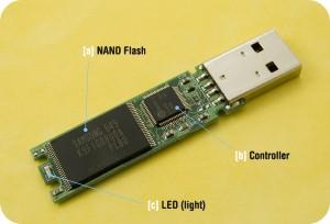 componenti-di-chiavetta-USB