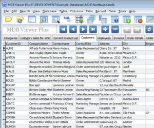 Recuperare Database Access