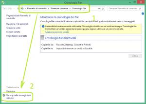 windows 8.1 creare i dvd di ripristino